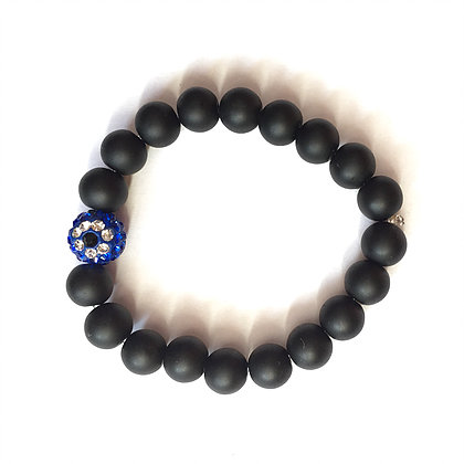 Black Diamante Evil Eye1