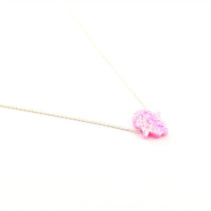 Pink Opal Hamsa1