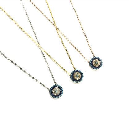 Baby Circular Eye Necklace1