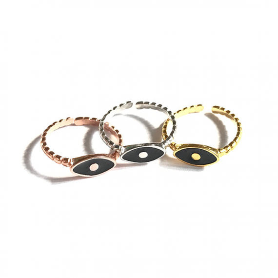 Black Mataki Ring