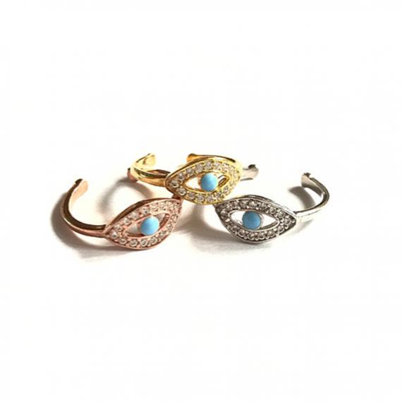 Blue Centered Eye Ring1
