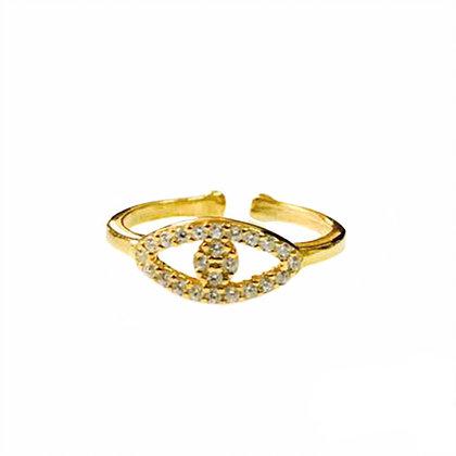 Diamante Eye Ring2