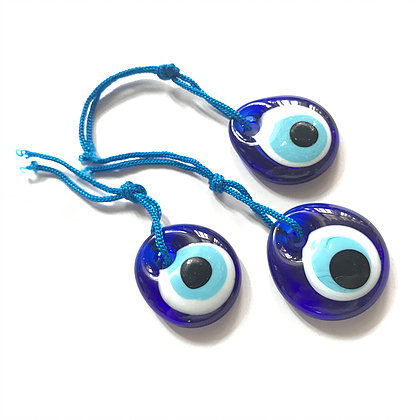 Glass Evil Eyes