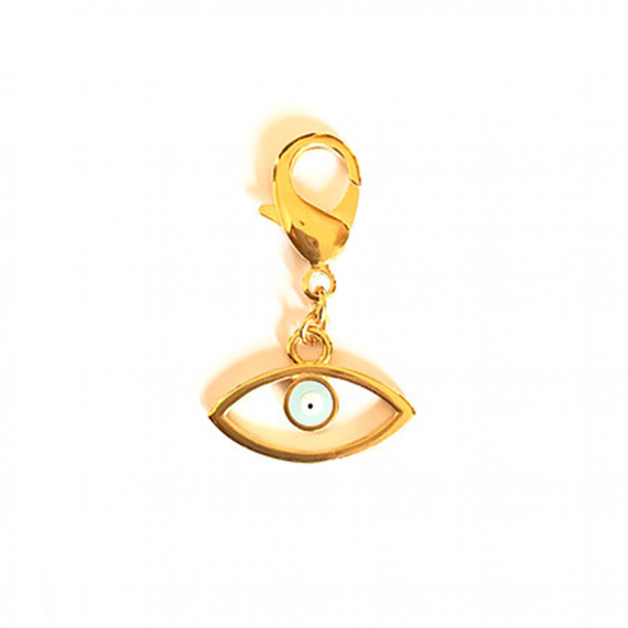 Golden Eye Keyring1
