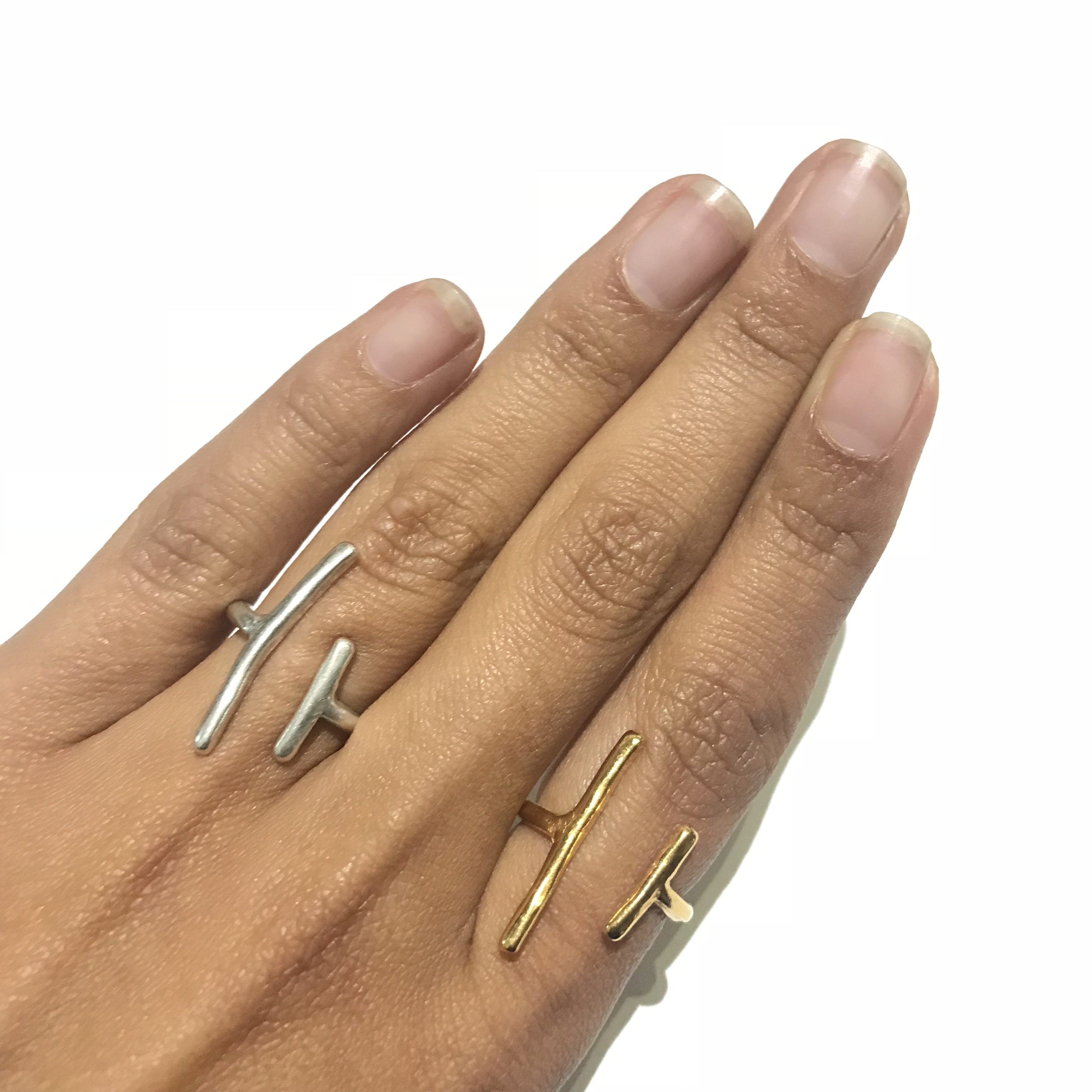 c050b9a56debe Double Bar Ring