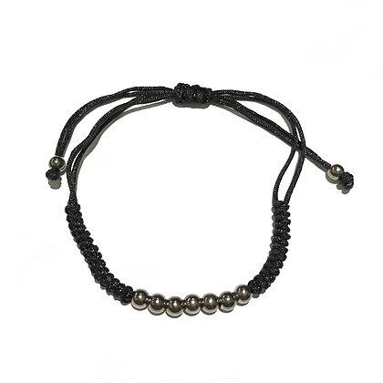 Knotted Adjustable Bracelet