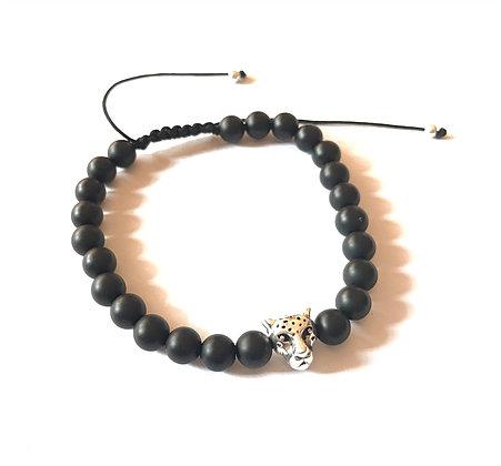 Leopard Adjustable Bracelet