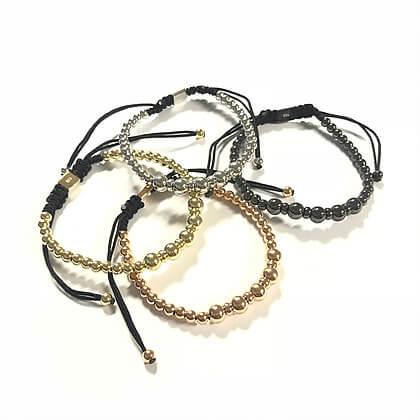 Mixed Balls Bracelet