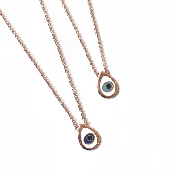 Petite Eye Necklace