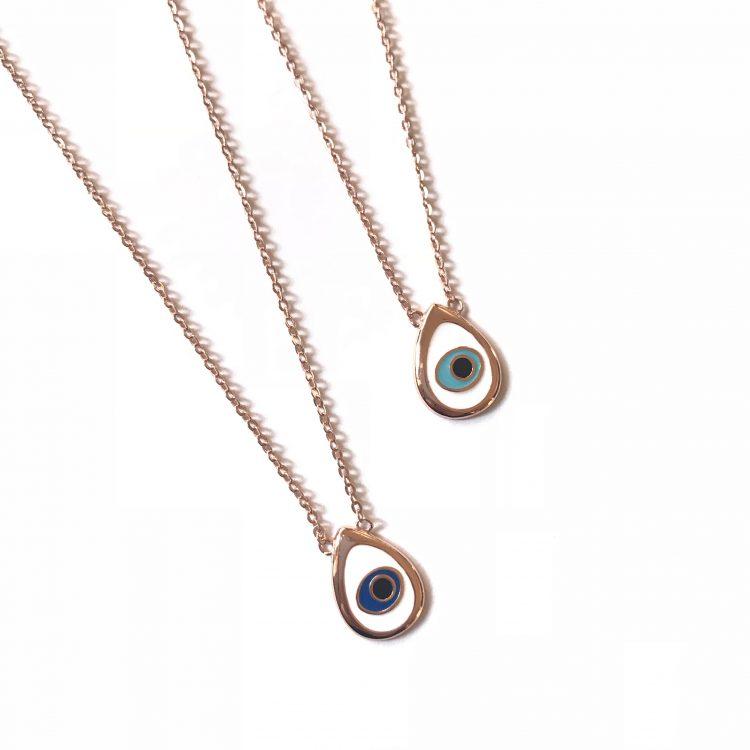 Petite Eye Necklace