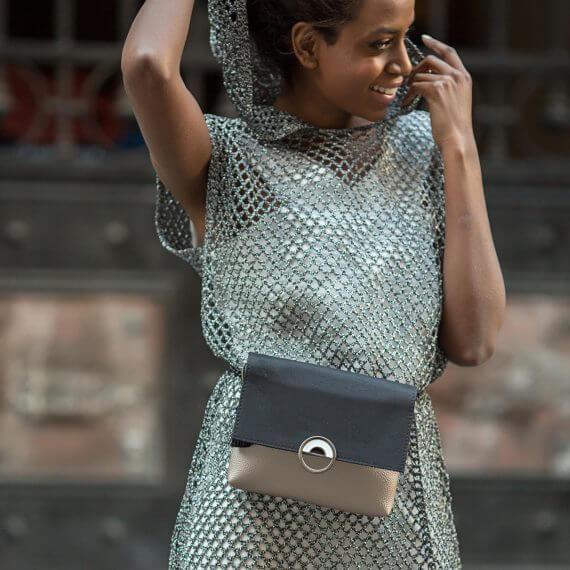 Miss Pearl Waist Bag (20x15cm)