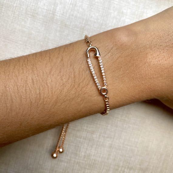 Baby Pin Bracelet
