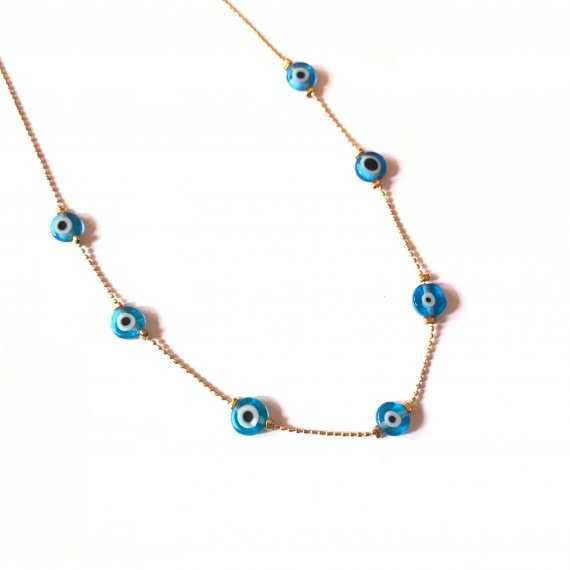 Tiny Eyes Necklace (+ other colours)