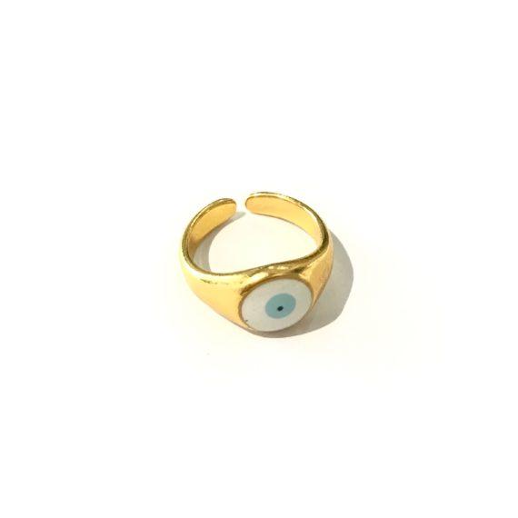 Embedded Mati Ring – Gold
