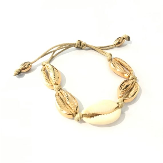 Mixed Shell Bracelet (+ other colours)
