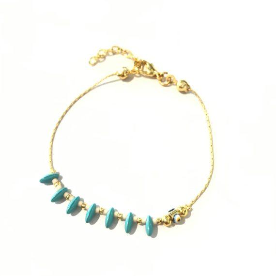 Turquoise Multi Stone Bracelet