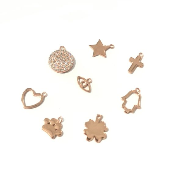 Charms – Rose Gold