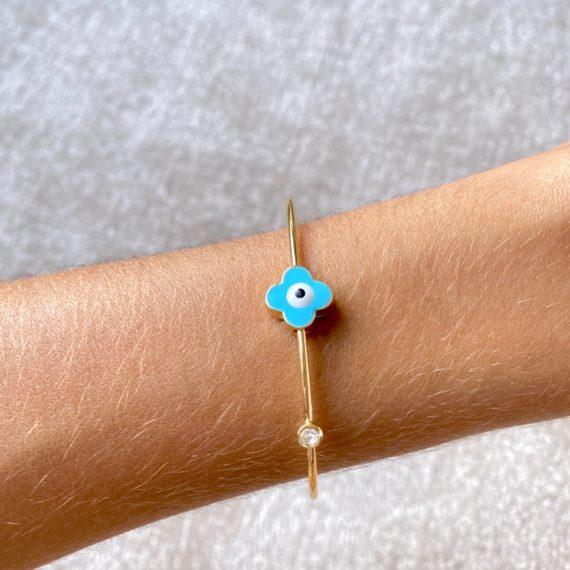 Clover Cuff Bracelet_1