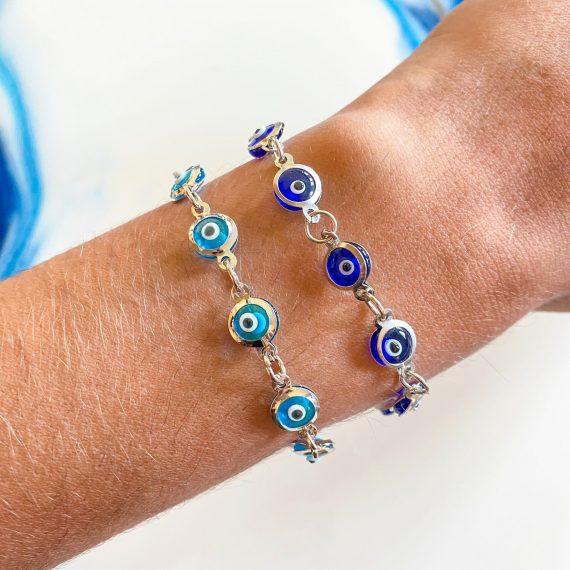 Glass Matia Bracelet – Small