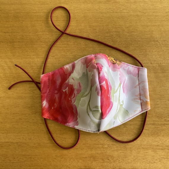 Floral Mask – Female (3 Layer)