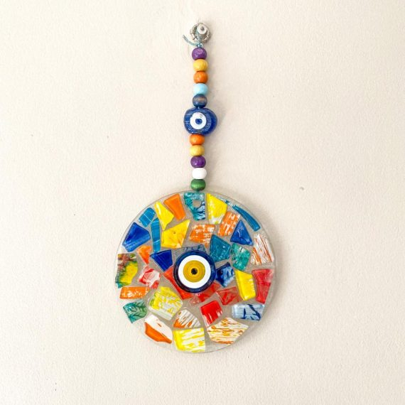 Wall Hanging – Colourful Shatter