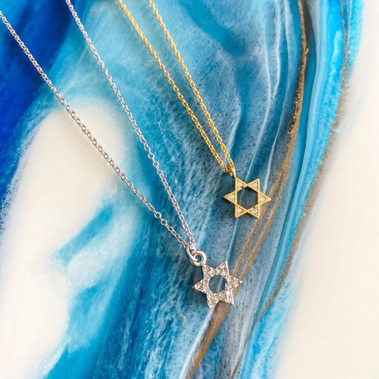 Diamante Star Necklace