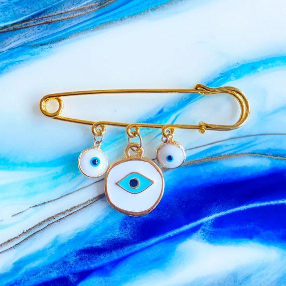 Baby Pin – Circular Eye