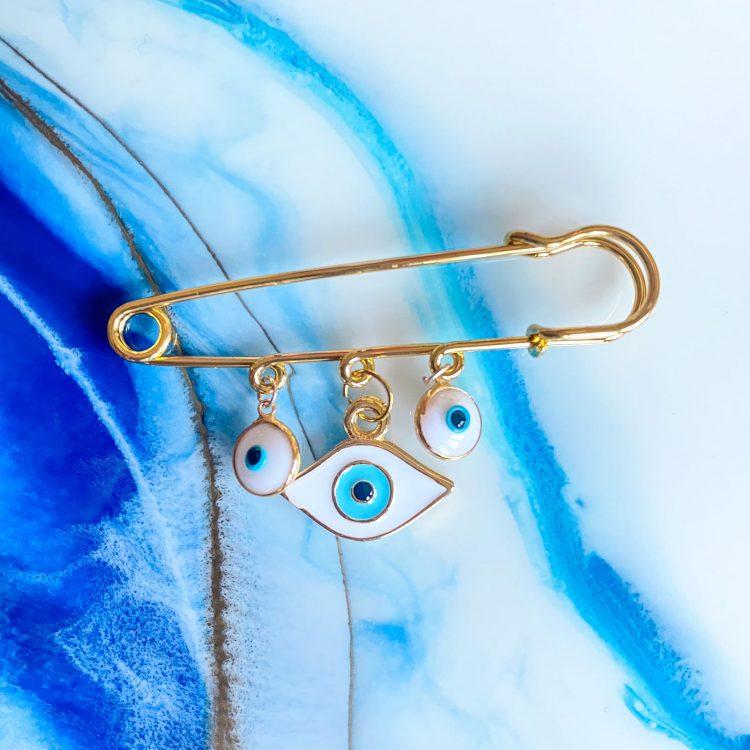 Pram Pin – Mati Eye