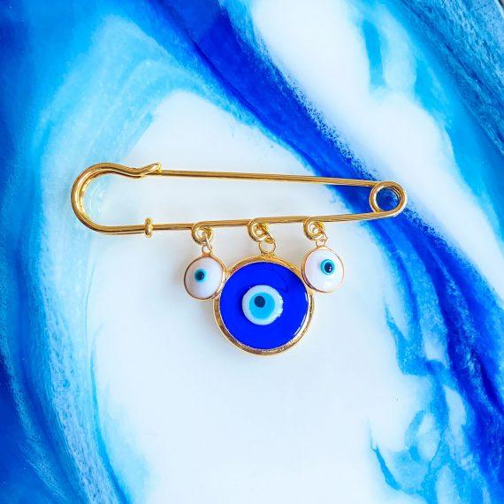 Baby Pin – Murano Eye