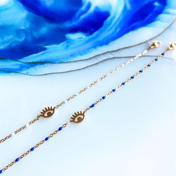 Dainty Eye Bracelet 2