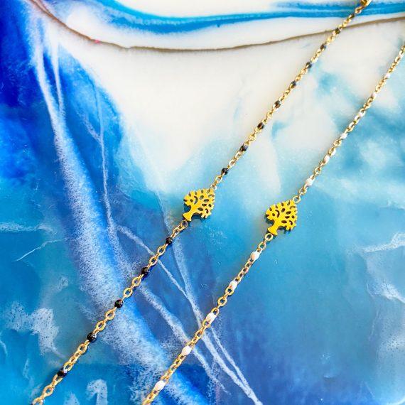 Dainty Tree of Life Bracelet